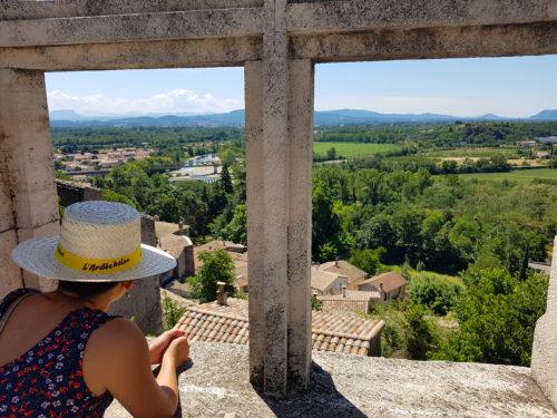 Patrimoine bâti, les villages de caractère en  Ardèche