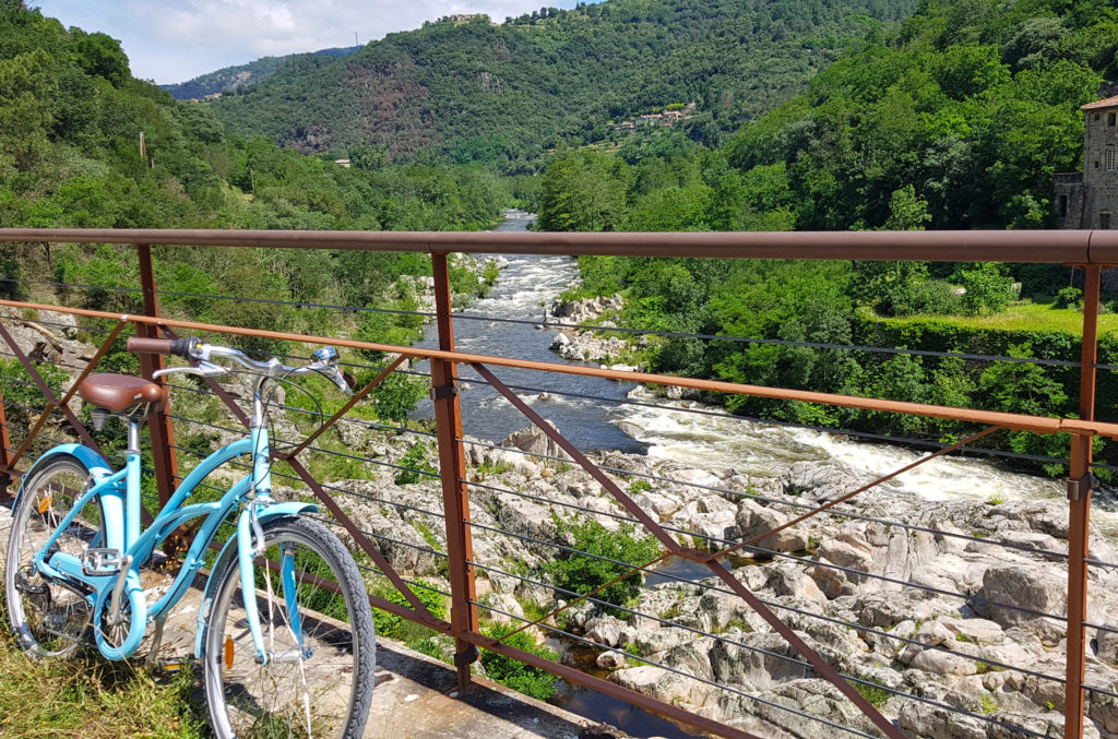 Voie douce de la Dolce Via - Ardèche