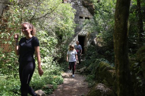 Les Grottes de la Jaubernie à Coux, Ardèche tourisme, Privas centre Ardèche