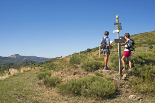 Stunning nature, valleys, mountains – a hiker's paradise