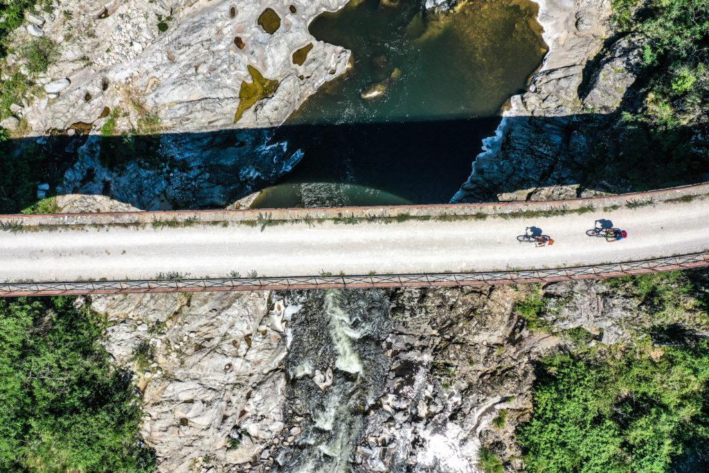 La Dolce Via vue d'en haut - Paul Villecourt/outdoor-reporter.com