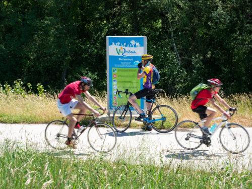 ViaRhôna, Privas, Ardèche Tourisme, Ardèche Buissonnière, vélo, Paul Villecourt