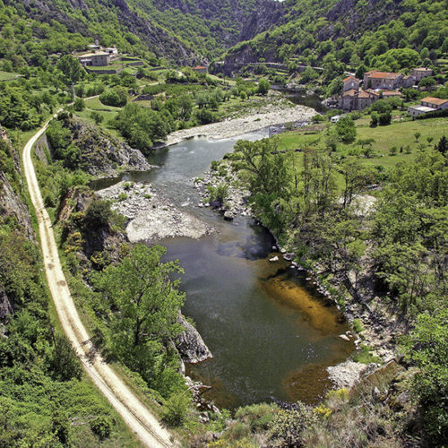 Vallée de l'Eyrieux