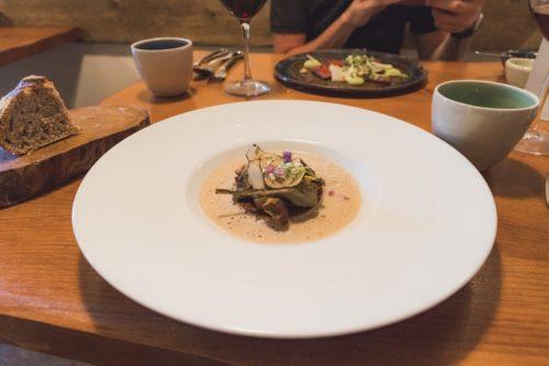 Our american dream, gastronomie en Ardèche buissonnière