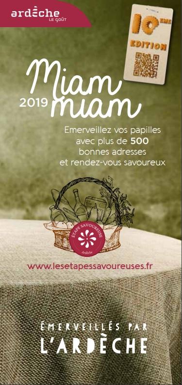Miam Miam : gastronomie et produits locaux 2019