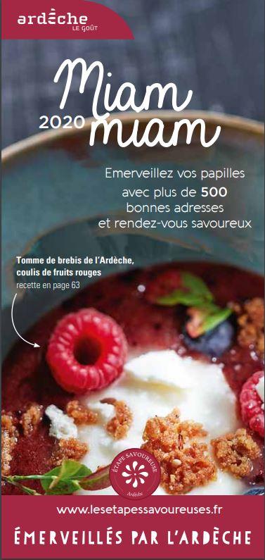 Miam Miam : gastronomie et produits locaux 2020