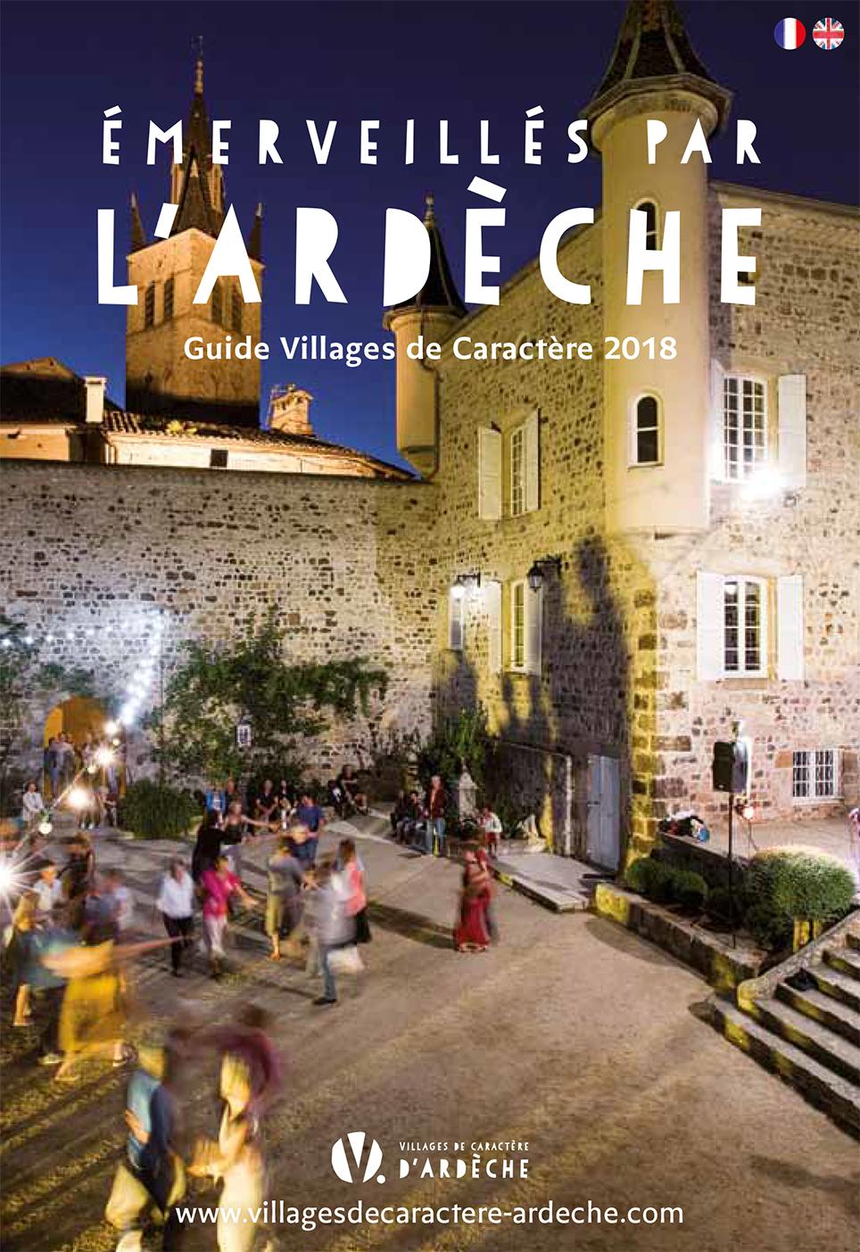 Guide Villages de Caractère 2018