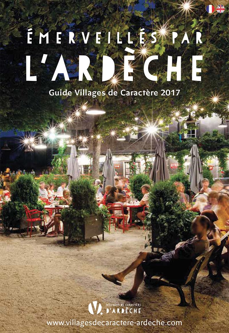 Guide Villages de Caractère 2017