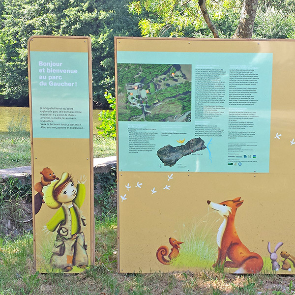 Themed circuits for walking and hiking in the Ardèche Buissonnière