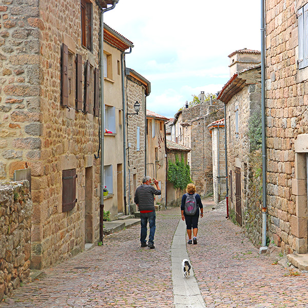Medieval and charming villages in the Ardèche Buissonnère