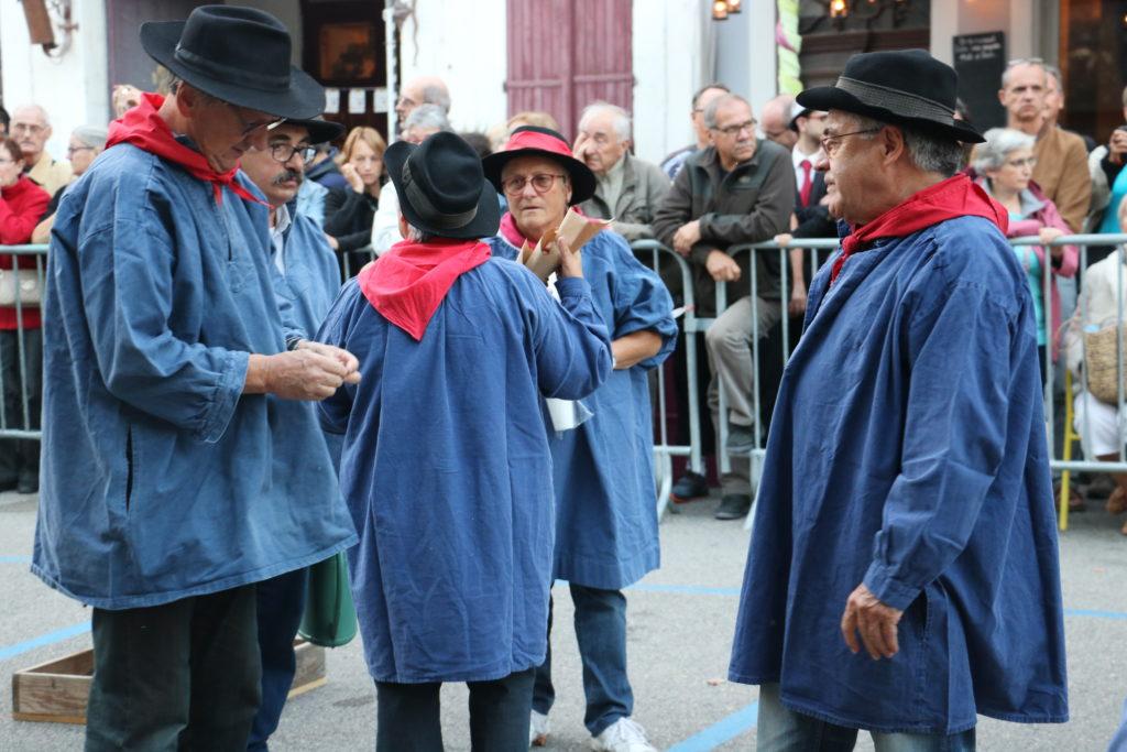 Castagnades de Privas, Ardèche
