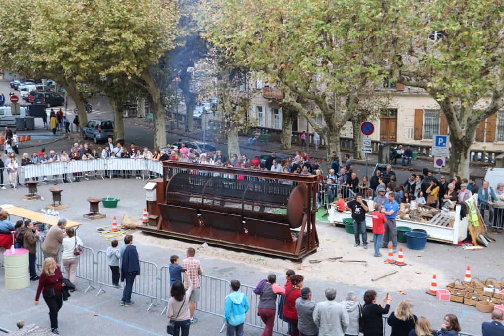Un événement made in Ardèche - les Castagnades.