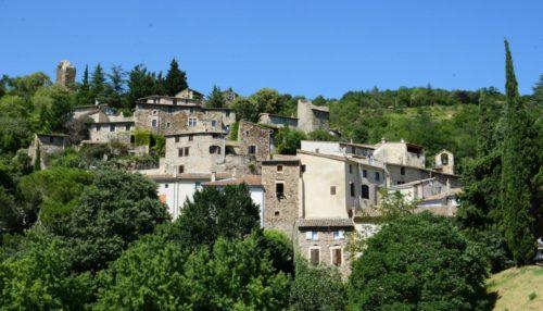 Beauchastel : village de caractère