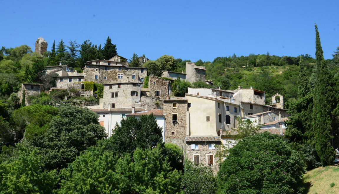 Beauchastel, Ardèche Buissonnière.