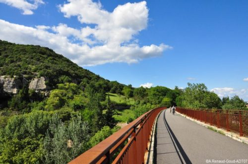 La Payre cycle path | Ardèche Buissonniere
