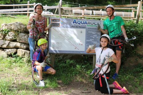 Aquarock Aventure on ADORE !!