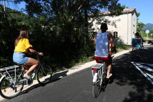 Vélo-Voie Douce-La Payre