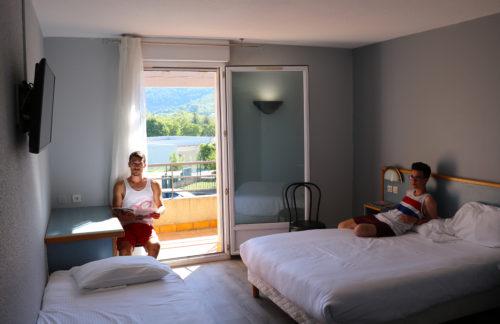 Chambre-Hôtel-Châtaigniers
