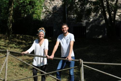 Maud et Val barrière