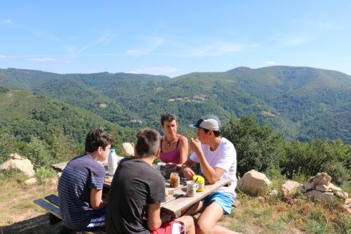 Vacances paisibles dans les Monts d'Ardèche