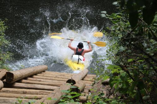de l'eau vive en Ardèche Buissonnière
