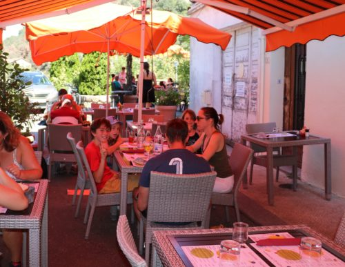 Restaurant Les Marronniers