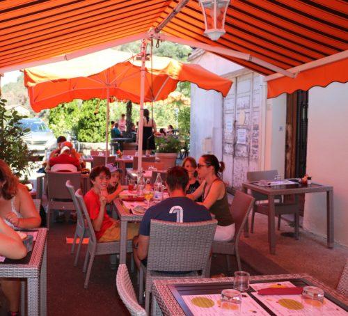 vacances en famille en Ardèche Buissonnière