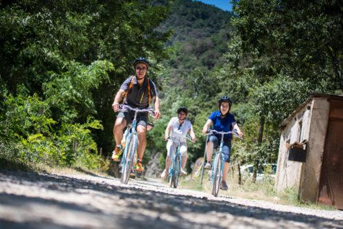 Dolce Via, vos vacances à vélo en Ardèche Buissonnière
