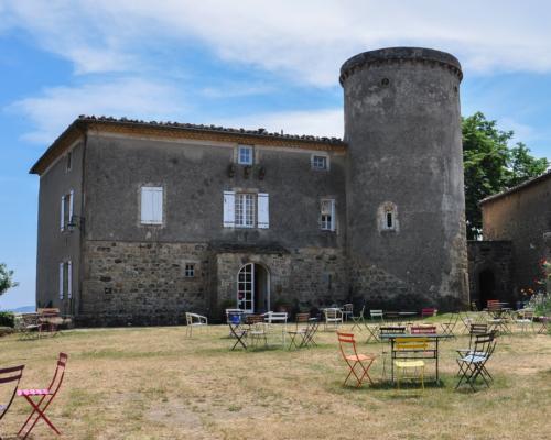 Château de Liviers