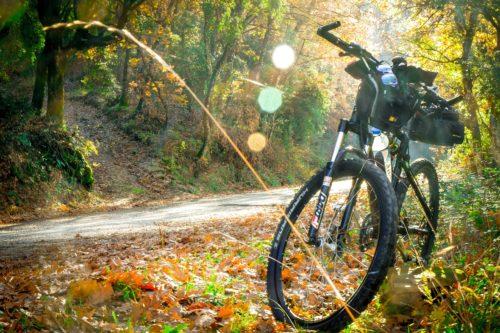 vélo en Ardèche Buissonnière