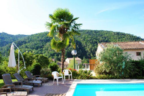 gîte Les Echamps, Les Ollières-Sur-Eyrieux, Ardèche Buissonnière