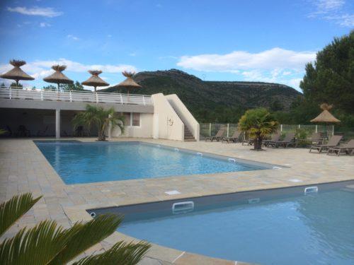 Vacances au Camping l'Albanou en Ardèche
