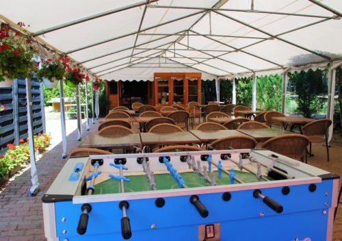 Camping La gare des amis, St Fortunat sur Eyrieux, Ardèche Buissonnière.