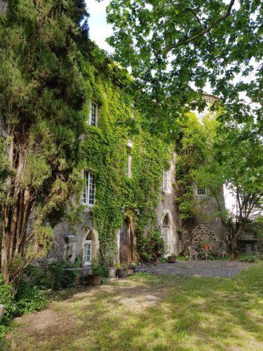 château de Mauras, Chomérac, Ardèche Buissonnière,