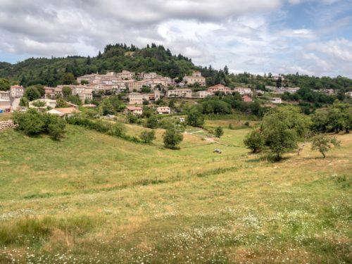 @Le Caillou aux Hiboux - Village de carctère de Chalencon, Ardèche