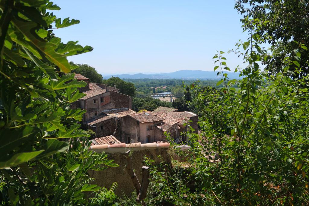 Village de Beauchastel, Ardèche