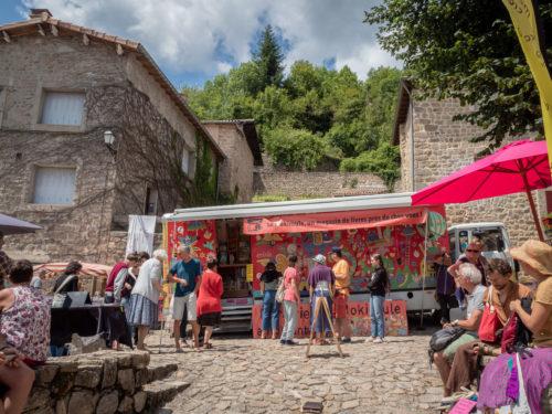 @Le Caillou aux Hiboux - Village de caractère Chalencon, Ardèche