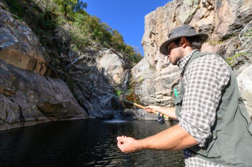 L'Ardèche, terre de pêcheurs