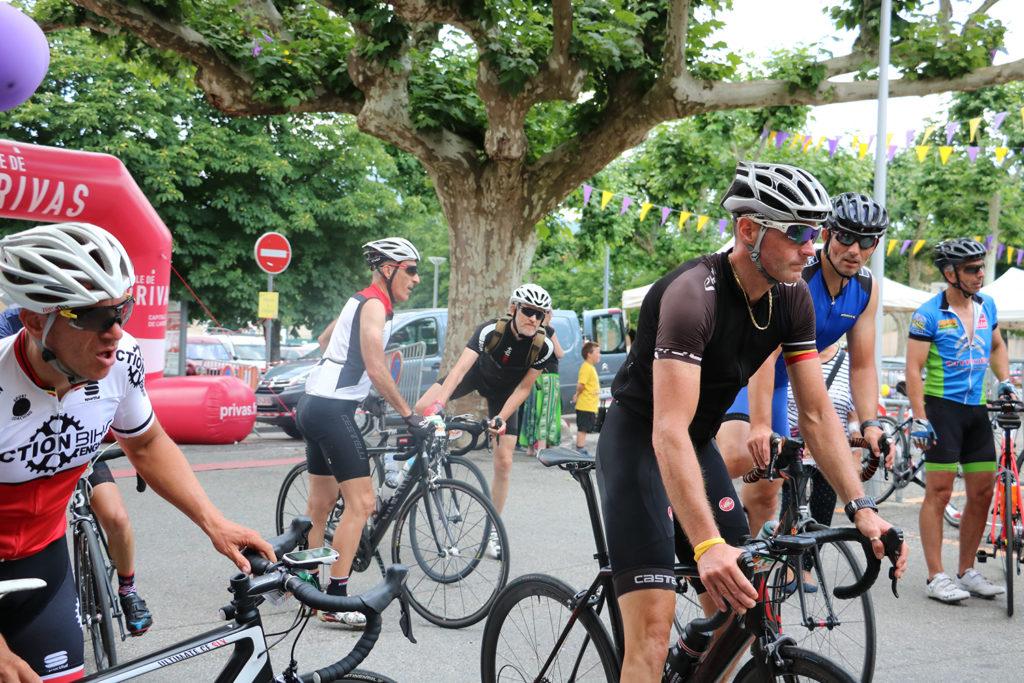 L'Ardéchoise, célèbre course vélo en Ardèche