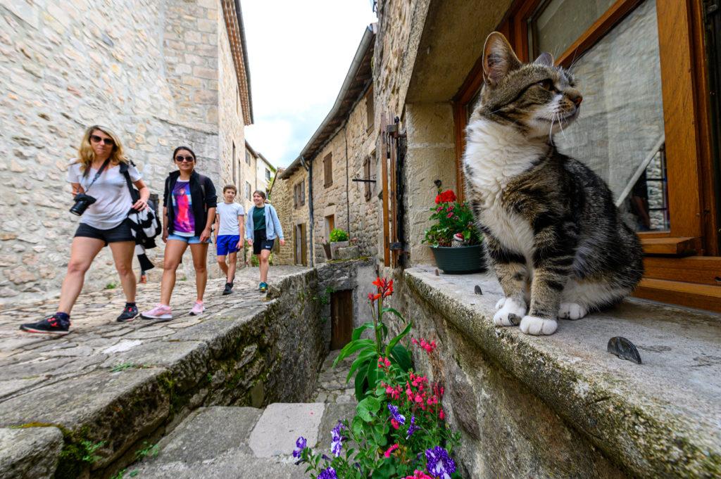 Villages de caractère en Ardèche - Beauchastel et Chalencon